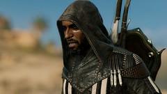 Assassin's Creed Origins (Xbox One) (drigosr) Tags: assassinscreedorigins assassins assassinscreed origins ubi ubisoft xbox xboxone games game videogame bayek egypt egito assassino wet molhado blackwhite
