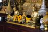 The golden side of Wat Sakret, Bangkok (InsaneAnni) Tags: thailand temple tempel buddhism buddhismus bangkok krung thep culture kultur religion golden mount wat sakret