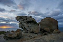 Remarkable Rocks - Kangaroo Island - Australia (wietsej) Tags: remarkable rocks kangaroo island australia nature landscape rx10 rx10m4 iv sunrise