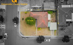 34 JASMINE CRESCENT, Cabramatta NSW
