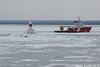 srisley32618arrlgtrb (rburdick27) Tags: coastguard canadiancoastguard ice presqueisleharbor marquette lakesuperior lighthouse samuelrisley icebreaking