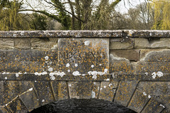 a very old bridge (HHH Honey) Tags: sonya7rii sonyf1450mmlens wiltshire westamesbury 50mm aprilamonthin30pictures6th 6th april queensberrybridge river riveravon avon 1775 a7ii α7ii