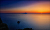 Comfortably numb (Gio_ guarda_le_stelle) Tags: sunset italy seascape islands sea sun afterglow pinkfloyd horizon sky tramonto isole mare