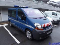 Gendarmerie Nationale (rescue3000) Tags: renault trafic gendarmerie nationale national véhicule grande capacité escadron mobile egm large capacity vehicle squadron voiture army military armée militare
