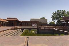 Peerless Pool (Mike Legend) Tags: india uttar pradesh fatehpur sikri peerless pool