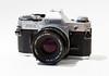 Canon - AE-1 (MarekSokal) Tags: mareksokal cameras cameraporn film portrait lens