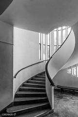 HANOI _MG_7599 2018_03_01-BW (catoledo) Tags: 2018 hanoi vietnam stairs monochrome museumofethnicity matchpointwinner mpt644