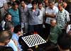 Chinese Checkers (orzalana69) Tags: chinatownsingapore singaporecrowd streetlife fruitvendor chinesenewyear chessplayers chinesecheckers oldmen super shots