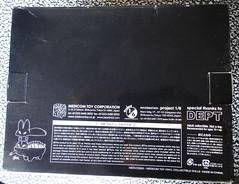 Frank Kozik's SMORKIN' LABBIT (Bear in Mind) Tags: designertoy urbantoy usa frankkozik smorkinlabbit labbit white bunny bonebunny japan medicomtoy vinylfigure rabbit cigarette limitededition toy boner signed