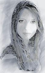 portrait-1313 (Poli Maurizio) Tags: woman girl female sketch portrait drawing drawingportrait abstractportrait digitalportrait actress actor celebrity hollywood pencil coloredpencil pencilportrait freehand fine art sky blackandwhite color beauty water hair artist disegno ritratto schizzo manolibera occhi chiaroscuro matita dibujos fantasy fantastic facebook twitter linkedin pinterest instagram tumblr bouchac indoor outdoor italy baby sicily ocean sea sun snow clouds man barocco illustrazione naturalism background bed concept grey conceptart atmosferic watercolor technique surrealism 3dweddingpartyfamilytravelfriendsjapanvacationlondonbeachcaliforniabirthdaytripnycsummernatureitalyfrancemeparisartflowerssanfranciscoeuropechinaflowernewyorkwaterpeoplemusiccameraphone 3daustraliachristmasusaskygermanynewcanadanightcatholidayparkbwdogfoodsnowbabysunsetcitychicagospaintaiwanjulybluetokyoenglandmexicowinterportraitgreenred 3dpolimaurizioartworkredfunindiaarchitecturegardenmacrospringthailandukseattlefestivalconcertcanonhouseberlinhawaiistreetlakezoofloridajunemaywhitevancouverkidstreecloudstorontobarcelonageotaggedhome 3dbwbwdigitalseadaytexasscotlandcarlighthalloweencampingchurchanimalstreeswashingtonrivernikonaprilbostongirlirelandgraffitiamsterdamrocklandscapeblackandwhitecatsnewyorkcitysanromeroadtripurbanhoneymoonocean 3dwatercolorsnewzealandmarchblackmuseumyorkhikingislandmountainsyellowsydneysunhongkongshowgraduationcolorfilmmountainanimallosangelesschoolmoblogphotodogs 3dartdesigndisegnosiciliacalabriabasilicatacampaniamarcheabruzzomoliselaziotoscanaemiliaromagnalombardiavenetofriuliveneziagiuliapiemontevalledaostaliguriatrentinoaltoadigepuglia 3dlandscapepaesaggiolunasolemarenuvolecittàtramontoalbamontagnecollinenebbialuceautomobilearredamentointerniesterninaturamortacieloragazzadonnauomobambinofruttabarca 3dcanigattirinascimentomodelbarocconaturalismomattepaintingfuturismoastrattismocubismosurrealismorealismoiperealismoclassicismorococomanierismoromanticismoimpr