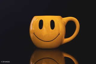 Coffee and A Smile!