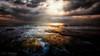 Morning Has Broken (Dave Whiteman - AU) Tags: swell newportbeach sunrise australia newport seascape newsouthwales rocks clouds sea