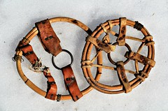 gamle skistavkringler (KvikneFoto) Tags: snø snow vinter winter historie history