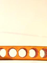 """Macro Mondays - """"Circles"""" (hp349) Tags: mm circles circle 7dwf hmm mondays monday macro orange macromondays"""