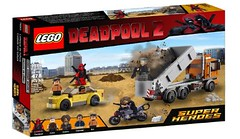 Lego Marvel Deadpool 2 Fight For the Kid 75499 Set !!! Photoshop (afro_man_news) Tags: lego set custom fake minifigures minifigure all photoshop marvel super heroes infinity war moc deadpool 2 cable domino negasonic teenage warhead vanessa carlysle black tom cassidy colossus blind al weasel kid 2018 2019