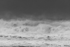 Oleaje (jdelrivero) Tags: provincia mar paisaje geologia colores costa playa olas bizkaia blancoynegro elementos rocas bn bw blackandwhite geology beach elements landscape sea sanjuliándemusquesosomorro euskadi españa sanjuliándemusquesosomorrostro es