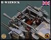 R_Warwick_06 (Cooper Works 70) Tags: lego ww2 wwii military stickers combat mech mecha