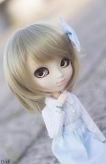 Eevee (not my doll) (Carlota135) Tags: pullip pullipdoll pullipobitsu pullipcute