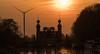 Altes Schiffshebewerk Henrichenburg (jkiter) Tags: ruhrgebiet abendstimmung deutschland schiffshebewerk stimmung silhouette waltrop germany umriss