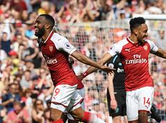 Arsenal v West Ham United - Premier League (Stuart MacFarlane) Tags: englishpremierleague sport soccer clubsoccer soccerleague london england unitedkingdom gbr