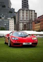 Mclaren F1 in the City (Aimery Dutheil photography) Tags: mclaren mclarenf1 f1 v12 bmw british supercar london londonconcours concoursofelegance londonsupercars exotic fast speed amazing canon 6d