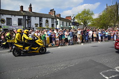 Tour de Yorkshire 2018 Stage 4 (396) (rs1979) Tags: tourdeyorkshire yorkshire cyclerace cycling motorbikes motorbike tourdeyorkshire2018 tourdeyorkshire2018stage4 stage4 skipton craven northyorkshire highstreet