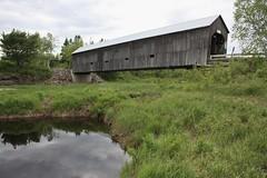 Burpee Covered Bridge- Upper Gaspereau, New Brunswick (Craigford) Tags: uppergaspereau newbrunswick canada bridge coveredbridge