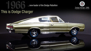 Dodge Charger 1966-01