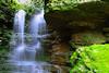 colline moreniche del Garda (elio de stefani.) Tags: collinemorenichedelgarda cascate muschio acqua roccia natura immaginieliodestefani