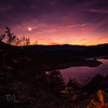 After sunset @ lake Kardzhali (cmxcix) Tags: bulgaria kardzhali kardzhalilake nikon nikond750 nikonfx aftersunset curlyphotography lake moon natural nightly sunset water