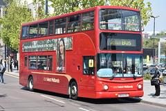 'National Express West Midlands' Transbus Trident 2 '4615, Sharron' (BX54 XSC) (K.L.Jenkins) Tags: nationalexpress westmidlands transbus trident 2 4615 sharron bx54xsc nxwm birmingham