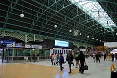 Sydney Central, September 6th 2014 (Southsea_Matt) Tags: sydney newsouthwales australia canon 60d sigma 1850mm september 2014 spring publictransport sydneycentral railway station concourse sydneytrains