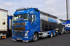 """Volvo FH IV """" SAMMULLER """" (D) (magicv8m) Tags: volvo fh iv sammuller d tir trans transport lkw"""