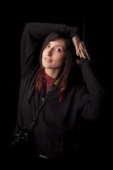 Deborah Zurita (S. Bevensee) Tags: deborah zurita velazquez sbevensee canon 5d 5dc 5d1 mark ef 24105 f4l is usm studio lighting octavox