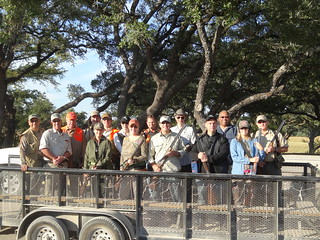 Texas Wingshooting & Driven Hunting 24