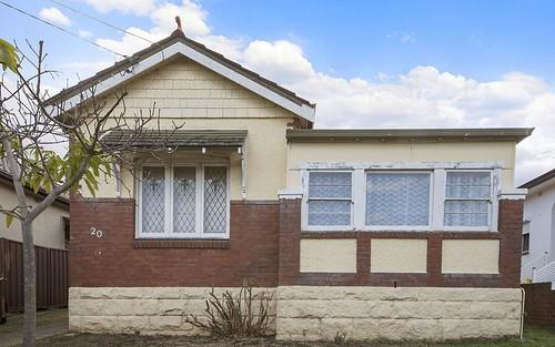 20 Byrnes Street, Bexley NSW