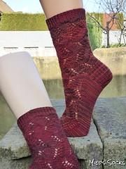 2018_003_02 (DarkRose303) Tags: mondschaf knitty springforwardsocks toeup socks handknitted handgestrickt
