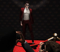 You Could Never (EnviouSLAY) Tags: red blood blazer seventeen white formal davidheather david heather gold glasses zoom stealthic brunette paparazzi astralia redcarpet carpet newreleases new release tmd themensdepartment the mens department mensmonthly mensfair mensfashion mensevent monthlymens monthlymen monthlyfashion monthlyfair monthlyevent monthly event men fair fashion pale male gay blogger secondlife second life photography