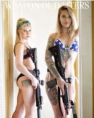 Girls and Guns !! by Hott Shots 2 -