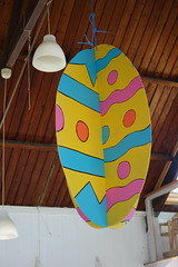 Beach Pavilion CAfe Llanfairfechan DSC03963 (rowchester) Tags: easter egg decoration llanfairfechan cafe beach pavilion