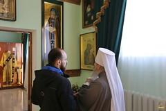 19. Освящение икон и выставка в музее 08.04.2018 г