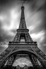 Eiffel (glank27) Tags: eiffel paris france tower structure steel long exposure karl glanville canon eos 5d mk iv ef 1635mm f4l symmetry city central