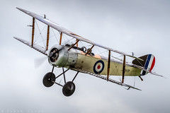 Sopwith Pup G-EKBY (Jakub Z) Tags: gekby shuttleworth theshuttleworthcollection sopwith pup aircraft warbird wwi thosemagnificentmenintheirflyingmachines sopwithpup sopwithpupreplica sopwithpupshuttleworth sopwithpupoldwarden flynavy sopwithaircraft