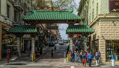 Dragon's Gate (SPP - Photography) Tags: dragonsgate california chinatown sanfrancisco explore explored