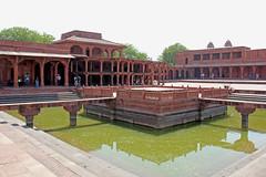 Fatehpur Sikri - (87) (Rubén Hoya) Tags: fatehpur sikri templo palacio capital imperial rajasthan india