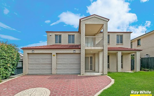 15 Olea St, Kellyville Ridge NSW 2155