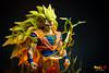 Dragon Ball - SCultures 6 - SSJ3 Goku (Reboot)-7 (michaelc1184) Tags: dragonball dragonballz dragonballsuper sculture ssj3 saiyan goku anime manga japan toys figures