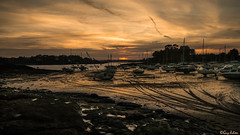 Saint-Briac : l'anse du Bechet (guyju) Tags: france bretagne britanny mer marées eau ciel sable saintbriacsurmer saintbriac