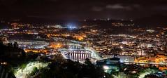 Pontevedra nocturna. (angelrm) Tags: pontevedra galicia españa nocturna pwmelilla