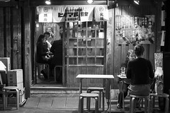 SHINBASHI (ajpscs) Tags: ajpscs japan nippon 日本 japanese 東京 tokyo city people ニコン nikon d750 tokyostreetphotography streetphotography street seasonchange spring haru はる 春 2018 shitamachi night nightshot tokyonight nightphotography citylights tokyoinsomnia nightview monochromatic grayscale monokuro blackwhite blkwht bw blancoynegro urbannight blackandwhite monochrome alley othersideoftokyo strangers walksoflife omise 店 urban attheendoftheday urbanalley shinbashi